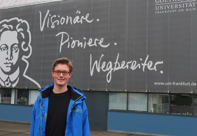 Freundschaften finden & Leute kennenlernen in Frankfurt