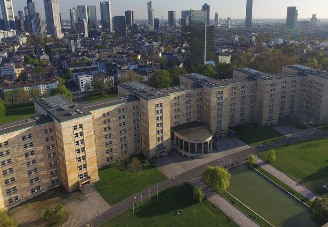Goethe Uni Semesterbeitrag