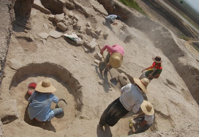 Definition der Datierung in der Archäologie