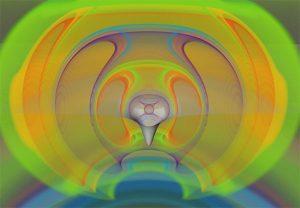 Gravitationswellenemission während einer Neutronensternkollision