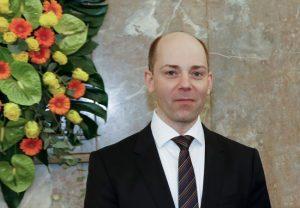 Professor Dr. Tim J. Schulz vom Deutschen Institut für Ernährungsforschung (DIfE) Potsdam-Rehbrücke