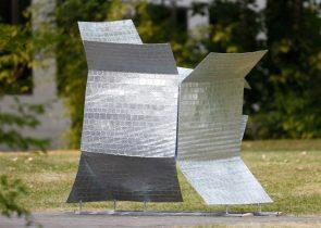 """Kunstwerk """"Haus der Winde""""; Foto: Uwe Dettmar"""