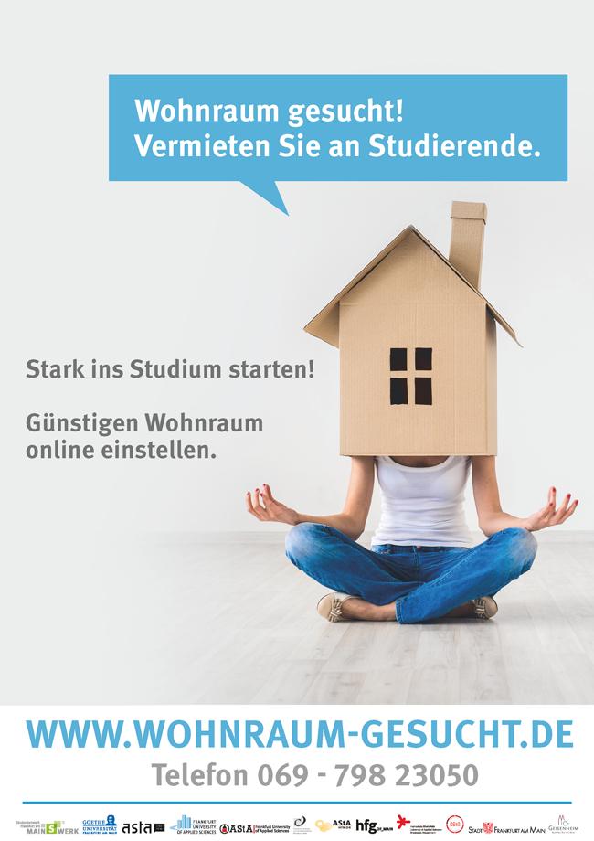 Wohnraum Für Studierende Gesucht Aktuelles Aus Der Goethe