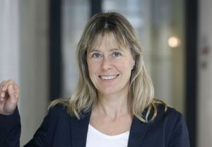 Prof. Dr. Stefanie Dimmeler Federführende Wissenschaftlerin der  Goethe-Universität beim CPI-Antrag