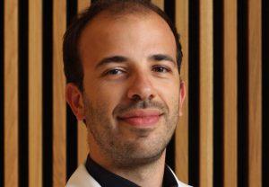 Herzforscher Dr. Nuno Guimarães Camboa; Foto: privat