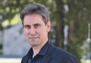 Prof. Vinzenz Hediger; Foto: Felicitas von Lutzau