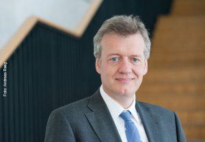 Prof. Ferdinand Gerlach, Institut für Allgemeinmedizin, Fachbereich Medizin