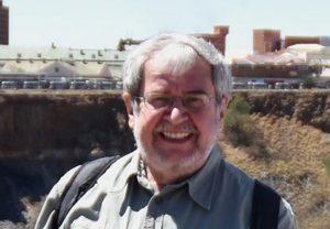 Gerhard Brey vom Institut für Geowissenschaften der Goethe-Universität.