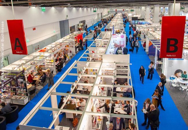 Frankfurter Buchmesse 2019: Aktivitäten des Instituts für ...