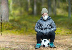 Viel weniger Sport während des Lockdowns: Wohlbefinden und Gesundheit litten.